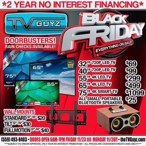 HOT DEALZ ON TVS,APPLIANCES & APPLE PRODUCTS! for Sale in Fresno, CA