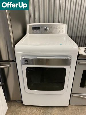 Samsung Works Perfect Gas Dryer Ask for Delivery! #1258 for Sale in Orlando, FL