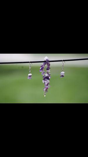 Crystal stones bracelet with ear rings for Sale in Warren, MI