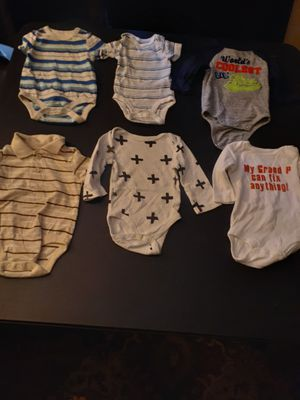 O-3month baby boy clothes for Sale in San Bernardino, CA
