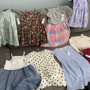 Brand New Kids Clothes Size 3 & 4 Brand New With The Tags Still On There for Sale in Pompano Beach, FL
