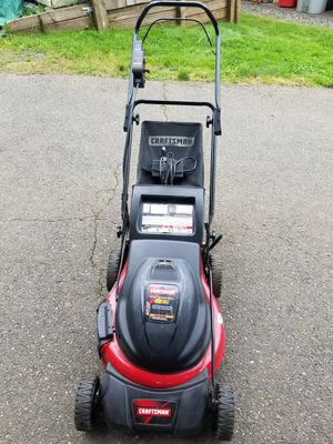 Craftsman electric lawn mower cordless! for Sale in Clackamas, OR