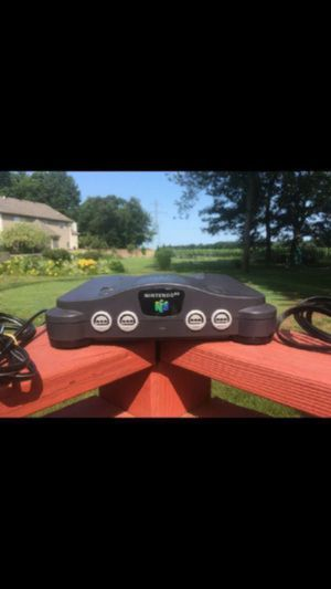 Nintendo 64 Console for Sale in New York, NY