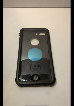 iPhone 6/7/8 Max waterproof case for Sale in San Bernardino, CA