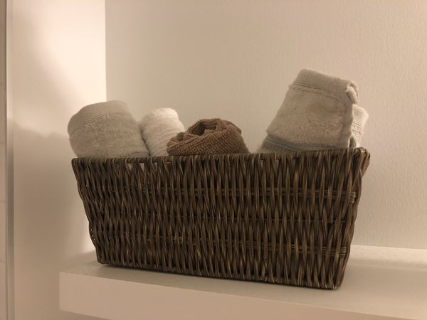 FREE - Wicker Basket (For Pickup Only)