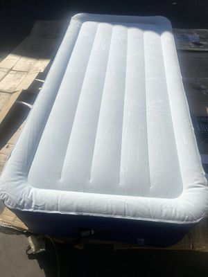 Twin blow up mattress electric pump for Sale in Irwindale, CA