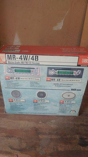 JBL marine radio for Sale in Warrenville, IL