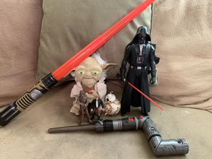 Star Wars toys/collectibles for Sale in La Mesa, CA