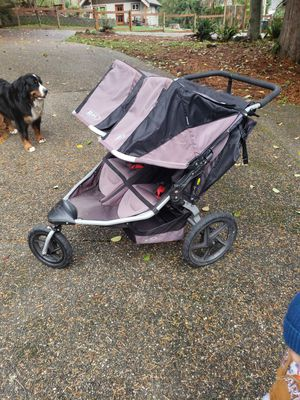 Bob Double Stroller for Sale in Gig Harbor, WA