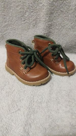 Toddler size 4 boots for Sale in Wellford, SC