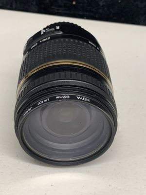 Tamron 18-270mm Lens F/3.5-6.3 for Sale in Long Beach, CA