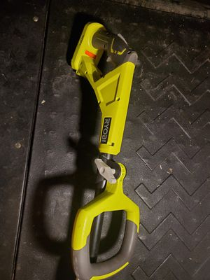 - RYOBI / P2200 One+ 18-Volt Hybrid Cordless/Corded 18-Volt ONE+ 1.5 Ah Compact Lithium Battery & P118 Lithium Charger for Sale in Palos Verdes Estates, CA
