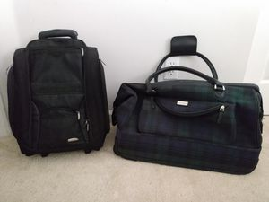Luggage and leather purse for Sale in Boynton Beach, FL
