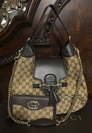 Gucci purse and matching wallet for Sale in Everett, WA