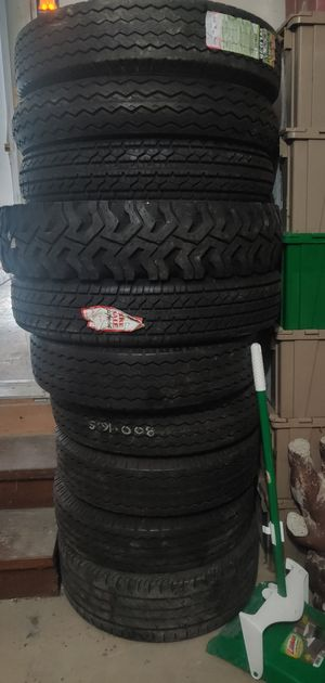 Stack of new tires for Sale in Columbus, OH