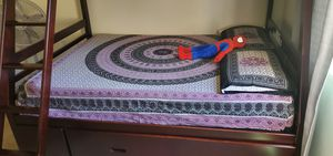 Bunk bed with storage for Sale in Berkeley, CA
