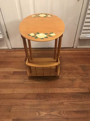 Small Table for Sale in Wake Forest, NC
