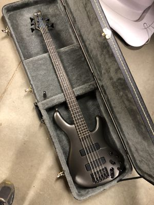 Ibanez 5 string bass for Sale in Anchorage, AK