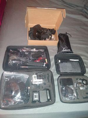 GoPro Hero 3+ Alot Accessories for Sale in Glendale, AZ