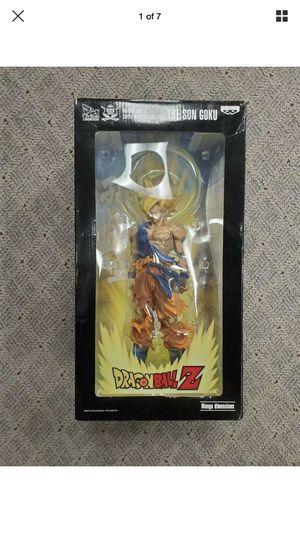 Dragon ball z super sayain goku for Sale in Austin, TX
