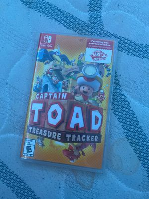 Captian toad Nintendo switch for Sale in Mansfield, OH