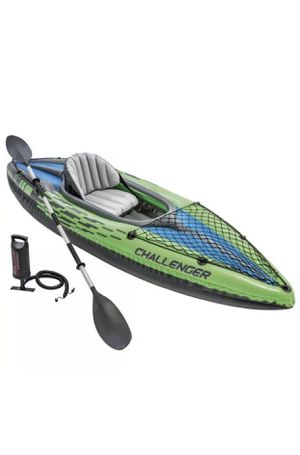 INTEX Challenger K1 9 ft Inflatable Kayak for Sale in Charlotte, NC