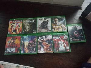 Xbox one bundle for Sale in Flower Mound, TX