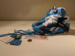 Reebok X Packer Shaq Attaq size 9 mens sneakers for Sale in Beaverton, OR