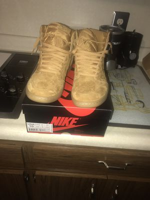 Wheat 1 Jordan for Sale in Orlando, FL