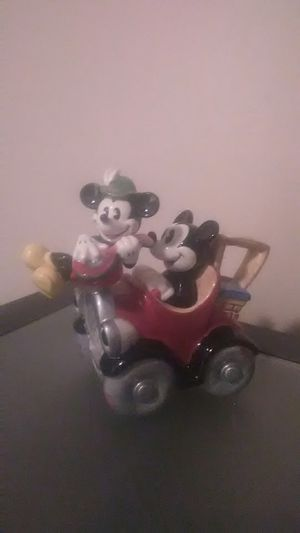 DISNEY MICKEY MOUSE COLLECTABLE CHINA. for Sale in Evansville, IN