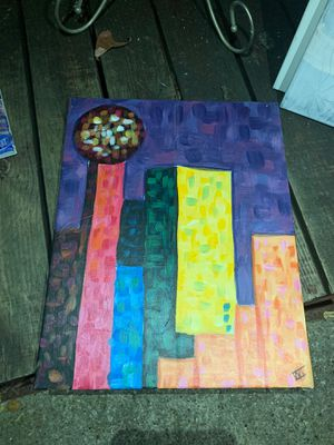 canvas paintings for Sale in Dallas, TX