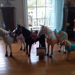 American Girl Doll Horses for Sale in North East, MD