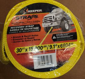 Recovery Strap for Sale in Corona, CA