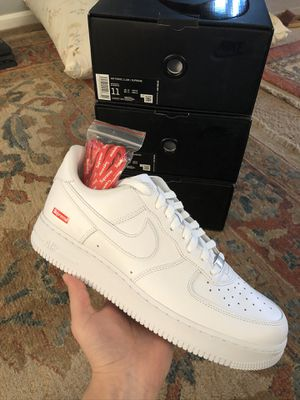 Supreme Nike Air Force One for Sale in Warwick, RI