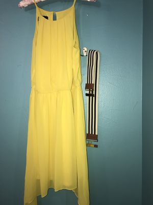 Brand new Yellow Dress for Sale in Buena Park, CA