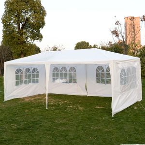 White Wedding Tent Canopy / Carpa Blanca for Sale in Riverside, CA