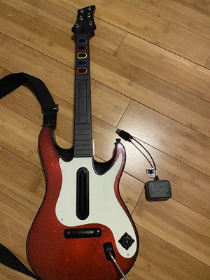 Guitara Hero Warriors of Rock bundle PS3 for Sale in Fort Worth, TX