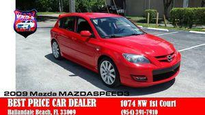 2009 Mazda Mazda3 for Sale in Hallandale Beach, FL