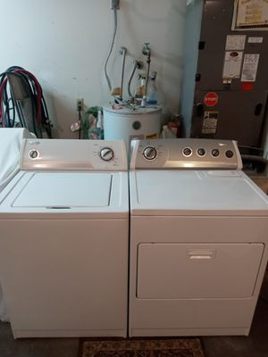 Washer and dryer for Sale in Port St. Lucie, FL