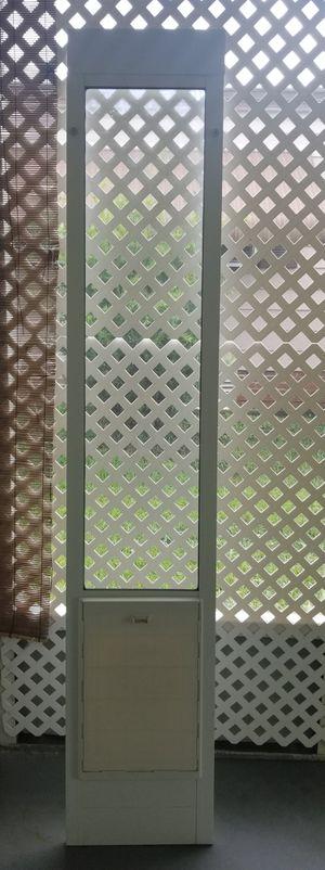 Pet door for slider for Sale in Melbourne, FL