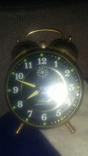 Gabriel antique alarm clock take offers for Sale in Phoenix, AZ