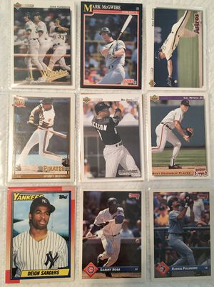 Baseball Cards - 18 Rare Premiums for Sale in Spring, TX