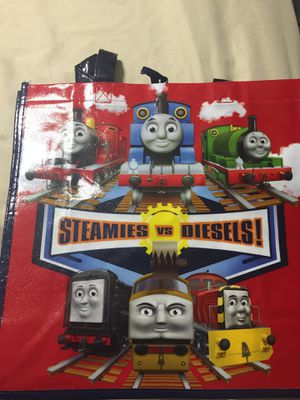 Thomas the train and friends reusable bag for Sale in Azle, TX