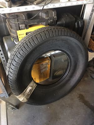 Heavy Duty Trailer Tires 235/85r16 for Sale in Montclair, CA