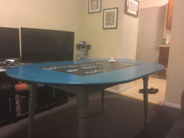 Chalkboard Table! $50 obo