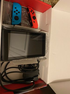 Nintendo switch new never use for Sale in Los Angeles, CA