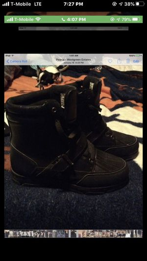 Men's work boots $65.00 for Sale in Peoria, AZ