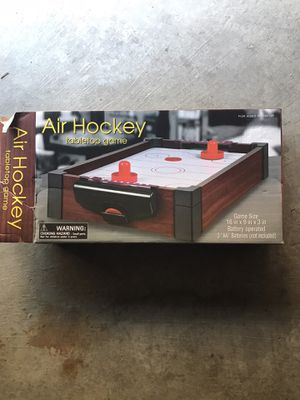 Table top Air Hockey for Sale in Palo Alto, CA
