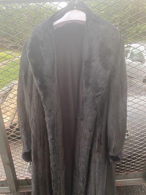 Full length fur coat for Sale in Washington, DC