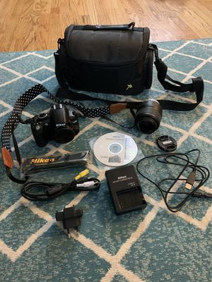 Nikon Digital camera D3100 for Sale in Overland Park, KS